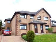 Semi-detached Villa in Fearnan Place, Greenock...