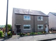 semi detached house for sale in Glamis Place, Greenock...