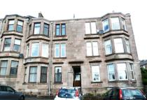 Ground Flat for sale in Kelly Street, Greenock...