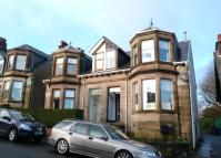 4 bed Semi-detached Villa in John Street, Gourock...