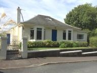 Detached Bungalow in GLEN AVENUE, Gourock...