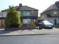 semi detached house to rent in Harvey Road...