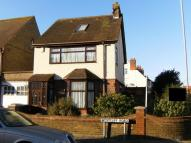 Detached home in Westcliff Road...