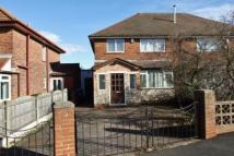 semi detached house in Mattox Road, Wednesfield...
