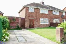 3 bedroom semi detached home to rent in Parry Road, Wednesfield...