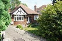 Detached Bungalow in Birchfields Road...