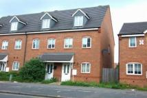 Town House in Walsall Road, Willenhall