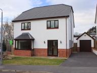 3 bed new house for sale in 36, Gorseddfa, Criccieth...