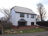 new home for sale in 48, Gorseddfa, Criccieth...