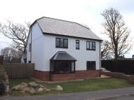 new home for sale in 48, Gorseddfa, Criccieth...