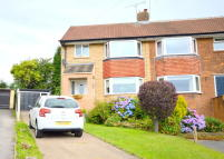 3 bed semi detached home in Moorside Close...