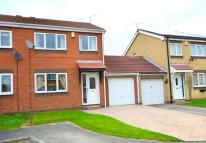 3 bed semi detached home for sale in Ashdown Gardens, Sothall...