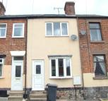 Terraced house in Queen Street, Eckington