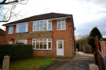 3 bed semi detached house to rent in Arnold Avenue, Sheffield...