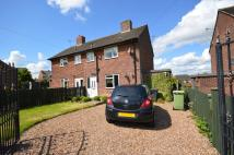 2 bed semi detached house in South Crescent...
