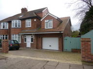 semi detached property in Middlethorpe Grove...