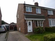 3 bedroom semi detached house in Bainbridge Drive, Selby...