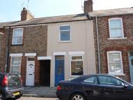 Terraced property in Finsbury Street, York...