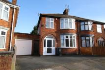 3 bed semi detached property in Parvian Road, LE2 6TS