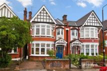 semi detached house in Lakeside Road, London...