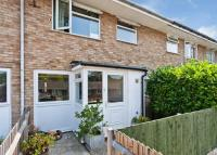 Terraced house in Partridge Knoll, Purley...