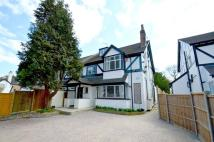 semi detached home in Foxley Lane, Purley, CR8