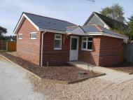 2 bed Detached Bungalow in Milbourne Road, Ferndown...