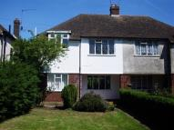 semi detached house in Burton lane, Goffs Oak...
