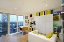 Studio flat in Caspian Wharf...