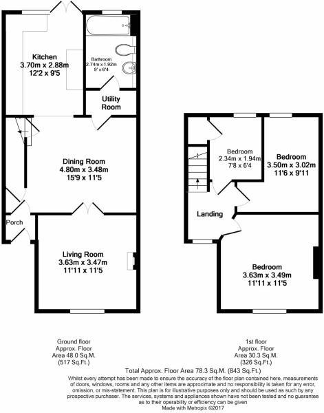3 bedroom terraced house for sale in Glebeland Hatfield AL10 AL10