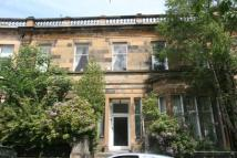 Flat to rent in Cleveden Crescent