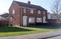 Mansell Crescent semi detached property to rent