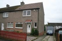 2 bed Terraced home in Linnhe Crescent, Wishaw...