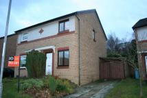 semi detached property to rent in Webster Groves, Wishaw...