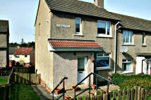 End of Terrace home in Loudon Street, Wishaw...