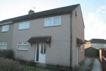 Semi-detached Villa for sale in Kilmeny Crescent, Wishaw...