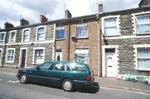 Terraced property in Diamond Street, Splott