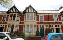 4 bed Terraced property for sale in Kimberley Road , Penylan