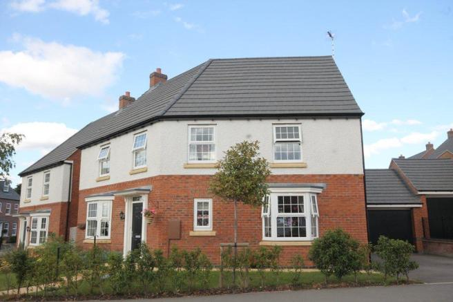 The Ashtree, four bedroom home
