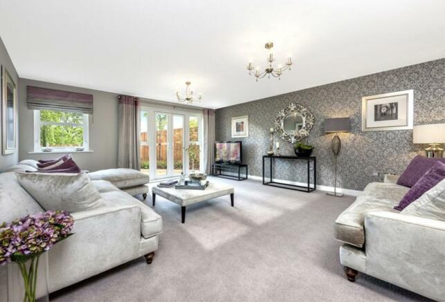 The Kemble living room
