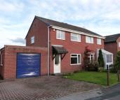 semi detached property to rent in Crowberry Drive...