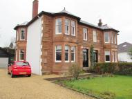 semi detached house in Broom Road...