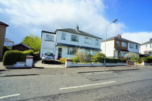 3 bed semi detached property in Clifton Road, Giffnock...