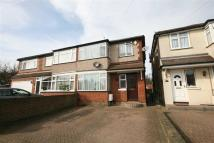 Wood End Gardens semi detached property for sale