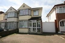 3 bed semi detached property in Sandhurst Road...