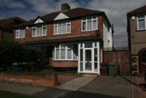 3 bed semi detached home in College Avenue, Harrow