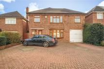 Amery Road Detached property to rent