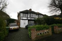 semi detached property for sale in Beechcroft Gardens...