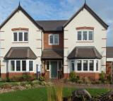 new house in Lowfield Lane, Gnosall...