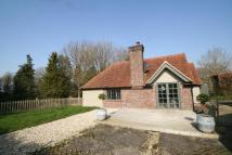 Graffham Detached Bungalow to rent